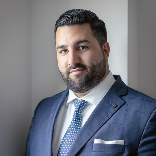 Notash Taheri, Rechtsanwalt