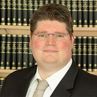 Tim Wegmann, Rechtsanwalt